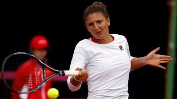 2017-07-22 WTA w Bukareszcie: Polka odpadła w półfinale debla, Rumunki zagrają o zwycięstwo