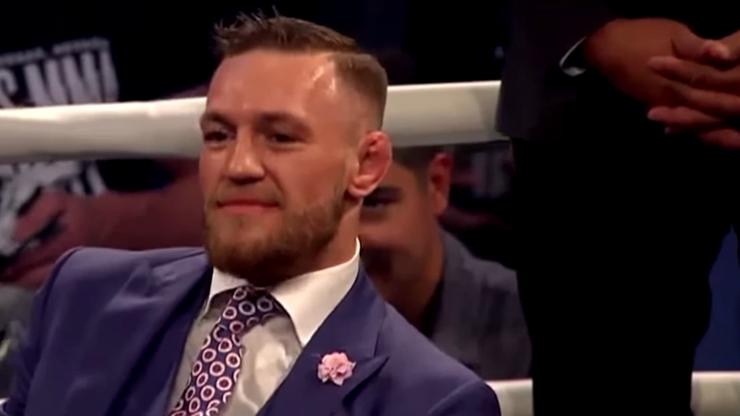 McGregor został znokautowany na sparingu? Były mistrz świata potwierdza!