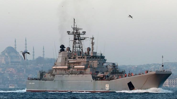 Media: Turcja nałożyła areszt na 27 rosyjskich statków handlowych