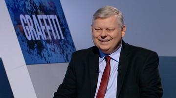 """""""Jest reżyserem polskiej sceny politycznej co najmniej od 1989 roku"""". Suski o Kaczyńskim"""