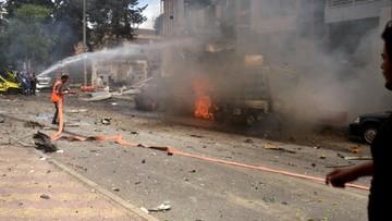 08-05-2016 16:36 Tureckie wojsko: 55 islamistów zabito ogniem artylerii w Syrii