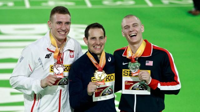 Lekkoatletyczne Halowe MŚ: brązowy medal Piotra Liska w skoku o tyczce