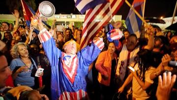 28-11-2016 16:46 Niepewna przyszłość porozumienia Kuba-USA. Trump rozważa jego zerwanie