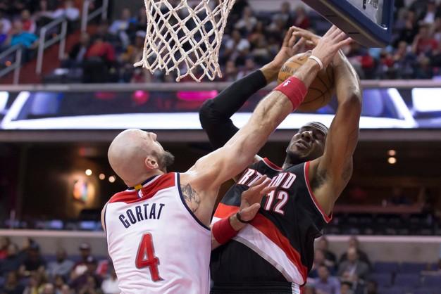 Liga NBA: 16 punktów Gortata, Wizards wygrawają