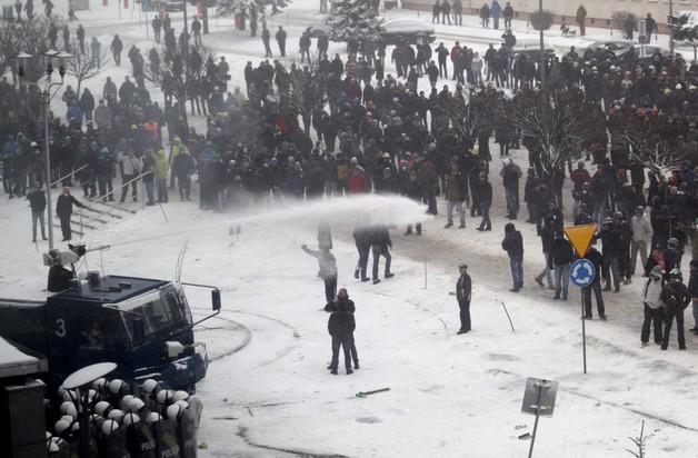 RPO bada użycie broni gładkolufowej podczas protestów górników