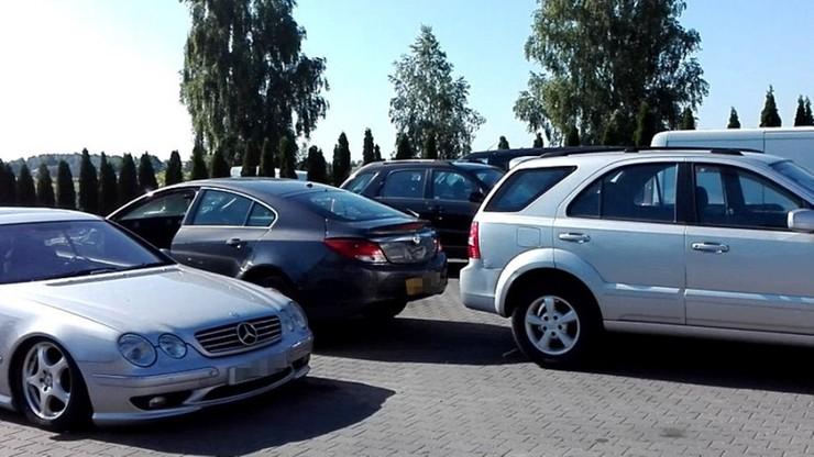 CBŚP rozbiła zorganizowaną grupę kradnącą samochody