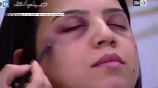 Maroko: makijaż sposobem na sińce. Szokujące porady dla ofiar przemocy domowej