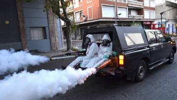 28-02-2016 11:00 Zika we Francji. Do zakażenia doszło drogą płciową