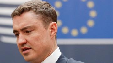 09-11-2016 17:04 Wotum nieufności dla premiera Estonii. Prorosyjska partia blisko władzy