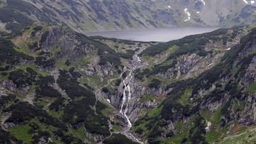 10-06-2016 12:29 W Tatrach odnaleziono ludzkie szczątki. Sprawę bada prokuratura