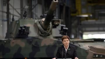 28-04-2016 13:39 Wojsko Polskie kupi moździerze Rak ze Stalowej Woli