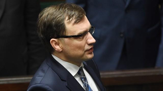 Zbigniew Ziobro objął stanowisko ministra sprawiedliwości
