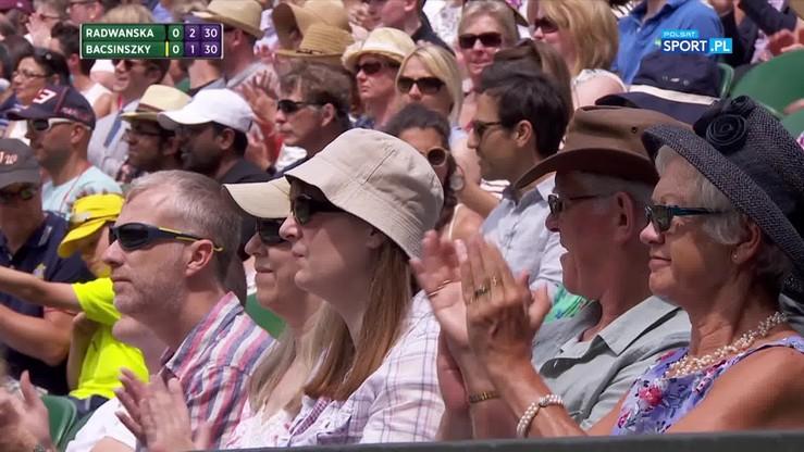 Najładniejsze akcje Wimbledonu - 08.07