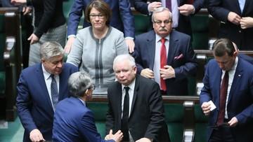 """13-02-2017 19:23 """"Zmiany utrudnią fałszowanie wyborów"""". Kaczyński o nowej ordynacji"""