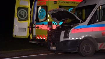 Auto wjechało w karetkę na sygnale. Refleks kierowcy ambulansu zapobiegł tragedii