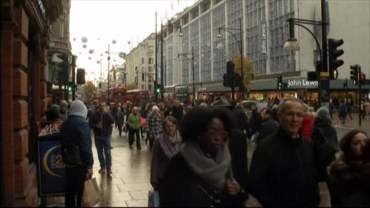 """""""Times"""": cudzoziemcy stanowią 95 proc. nowych pracowników w Wielkiej Brytanii"""