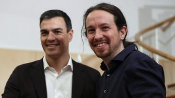 30-03-2016 15:12 Szef Podemos: jesteśmy gotowi ustąpić, by powstał lewicowy rząd