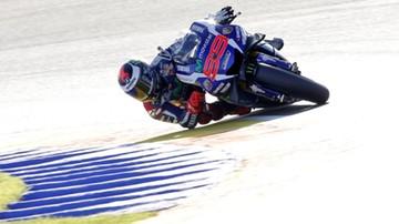 2016-11-12 MotoGP: Lorenzo na pole position w Walencji