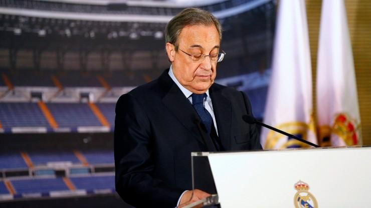 Perez pozostanie prezesem Realu Madryt