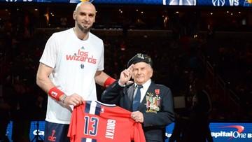 06-03-2016 15:27 Noc Polskiego Dziedzictwa, czyli koszykarze NBA, żołnierze GROM i polscy kibice w Waszyngtonie