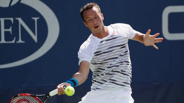 Puchar Davisa: Kohlschreiber mimo kontuzji ma zagrać z Polską
