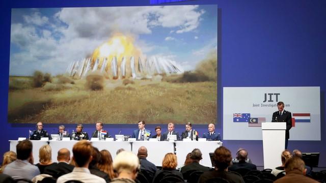 Holenderskie MSZ wezwało ambasadora Rosji ws. zestrzelonego Boeinga