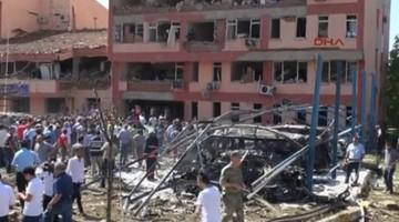 18-08-2016 10:26 Dwa zamachy bombowe w ciągu doby. Sześć osób zginęło w Turcji