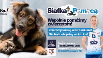 2016-02-11 Chemik Police organizuje akcję pomocy dla zwierząt