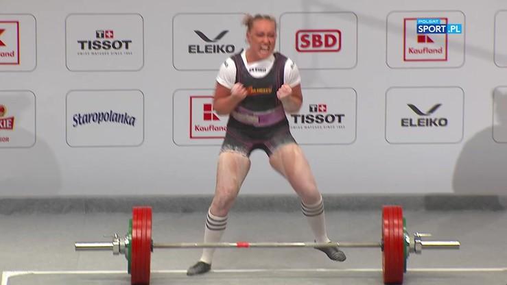 TWG: Rekord świata Elverum w trójboju siłowym