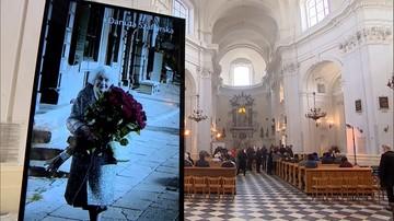 W Warszawie pożegnano Danutę Szaflarską