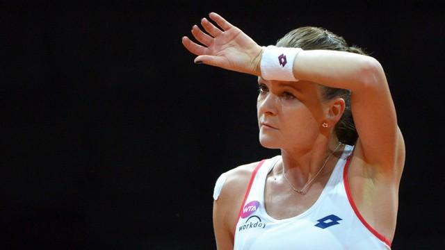 WTA Nottingham - Radwańska w ćwierćfinale
