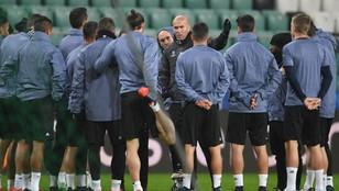 Liga Mistrzów: Legia bez kibiców gra z Realem