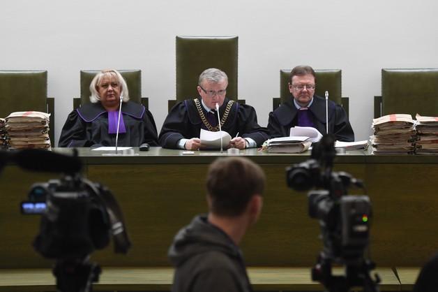 Sąd uchylił większość wyroków wobec przywódców Pruszkowa