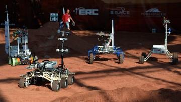 12-09-2016 17:48 Studenci z Łodzi wygrali zawody łazików marsjańskich European Rover Challenge