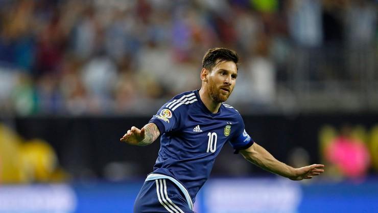 Messi nie zagra w eliminacjach do mistrzostw świata 2018