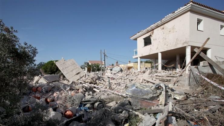 Hiszpania: śledczy łączą środowy wybuch gazu z planami terrorystów