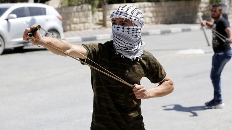 Starcia między Palestyńczykami a izraelską policją - dziesiątki rannych