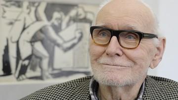 Nie żyje malarz Wojciech Fangor