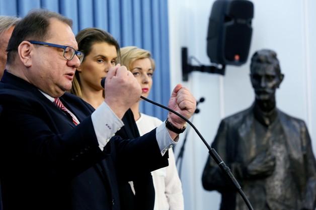 Ryszard Kalisz nie wystartuje w wyborach prezydenckich