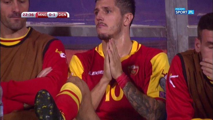 Czarnogóra zagra w Warszawie bez dwóch największych gwiazd