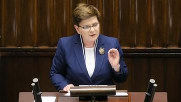 11-05-2016 09:43 Premier: przez rządy PO-PSL Polacy stracili około 340 mld zł