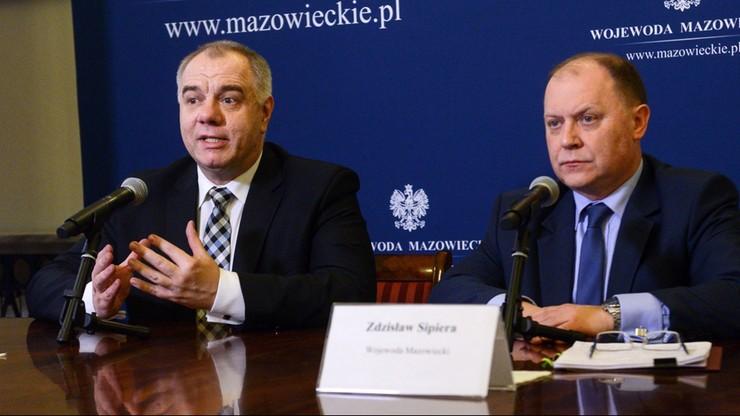 """""""Nie mam zamiaru niczego blokować"""" - wojewoda o referendach ws. metropolii warszawskiej"""