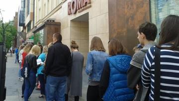 2017-05-13 Wielkie kolejki po bilety za 5 zł z okazji Dnia Teatru Publicznego