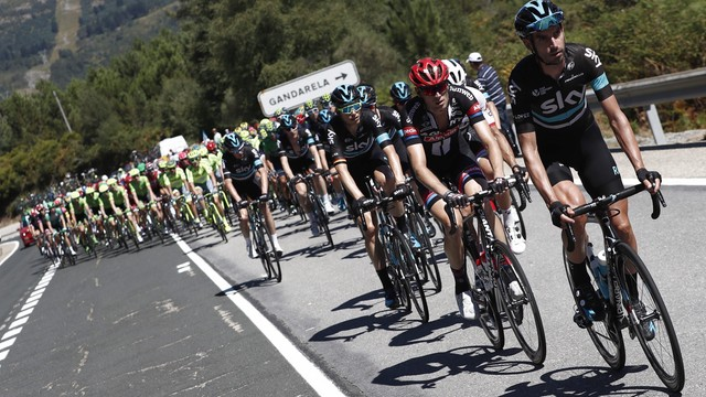 Vuelta a Espana - Kwiatkowski liderem po drugim etapie