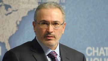 27-01-2016 11:53 Rosja: sąd podtrzymał decyzję o zaocznym aresztowaniu Chodorkowskiego