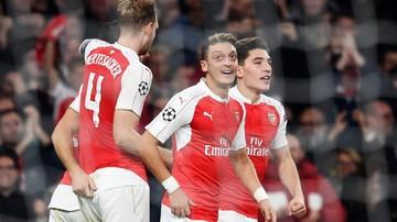 2015-10-20 LM: Bayern nie dał rady w Londynie, Arsenal wraca do gry!