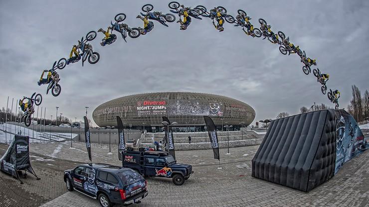 Lorek: Freestyle motocross nadciąga nad Wisłę