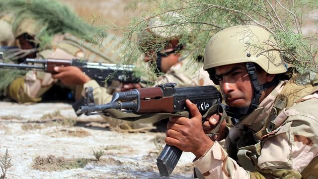 Irak: kurdyjska ofensywa przeciw Państwu Islamskiemu