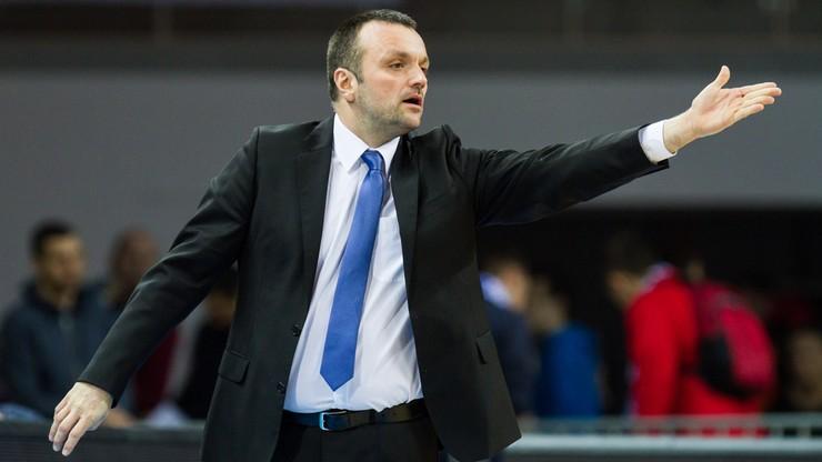 Uvalin trenerem koszykarskiego Śląska Wrocław