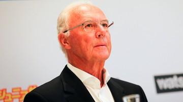 2015-11-10 Afera FIFA: Kolejne podejrzenia w stosunku do Beckenbauera